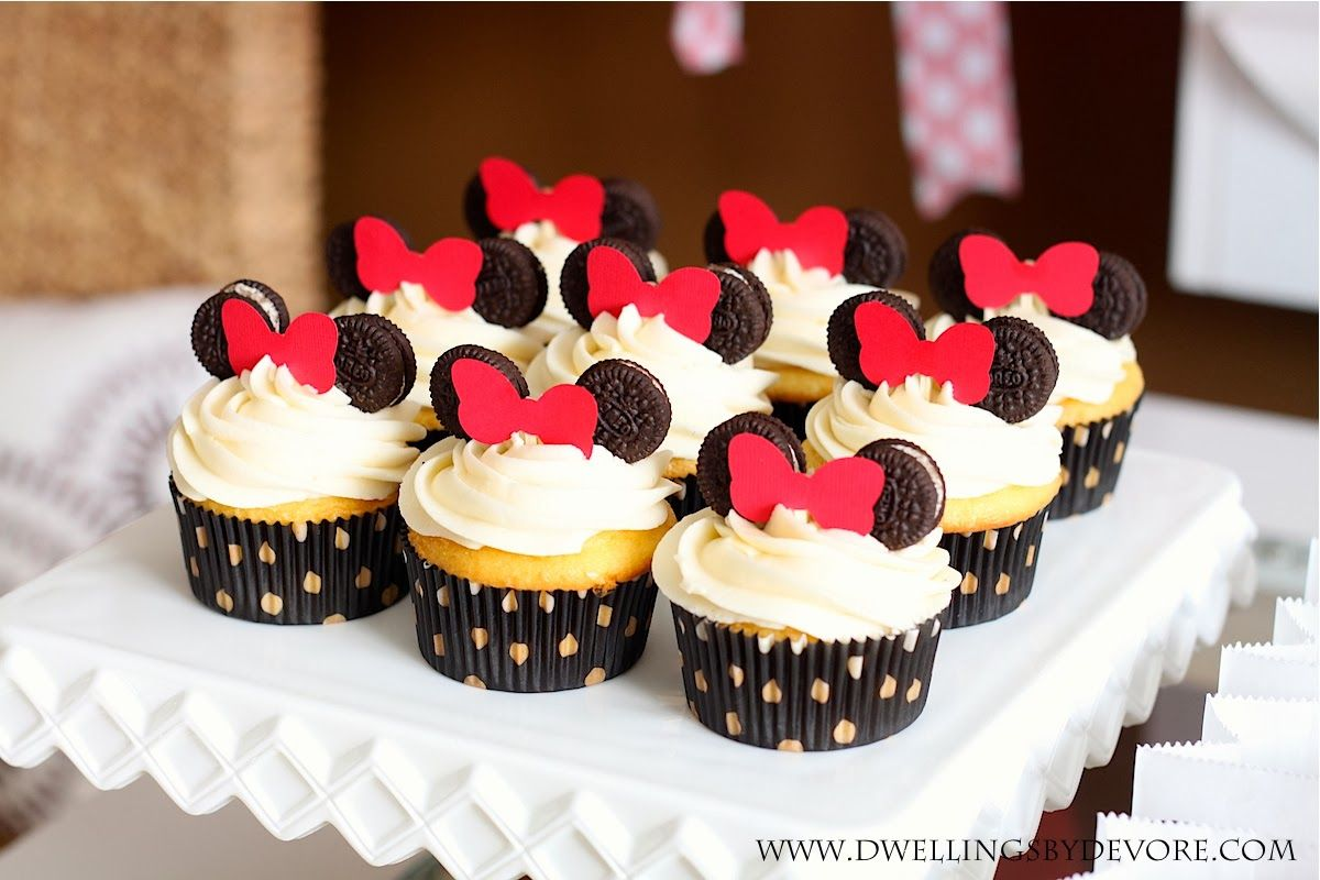 Budget Friendly Minnie Mouse Party