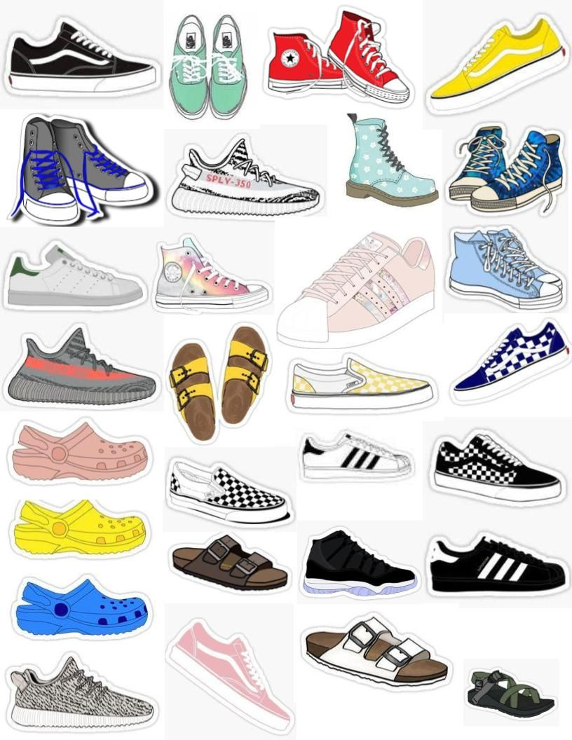 Tumblr Aesthetic Shoe Stickers For Edits Overlays Black Yellow