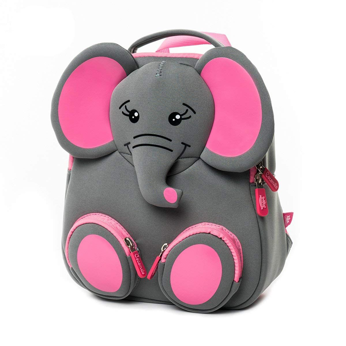 Cocomilo Toddler Elephant Backpack for Boys and Girls Waterproof Preschool  Baby Bag with Anti Lost Leash for Kids | Kids' Backpacks