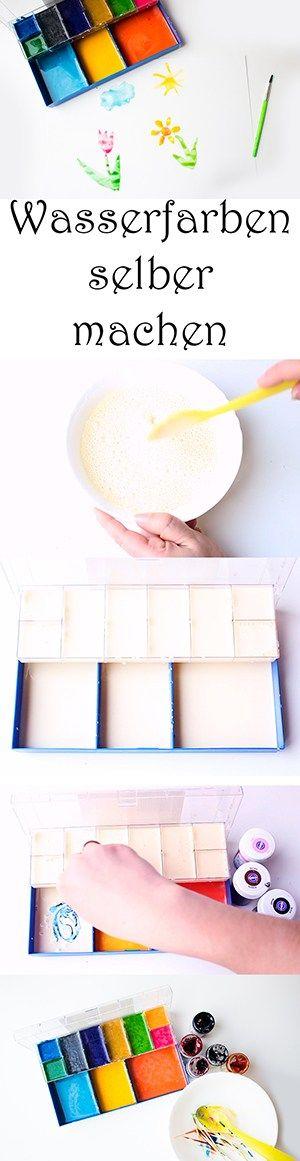 farben selber machen fingerfarben badefarben 3 d farben und mehr malen mit kindern. Black Bedroom Furniture Sets. Home Design Ideas