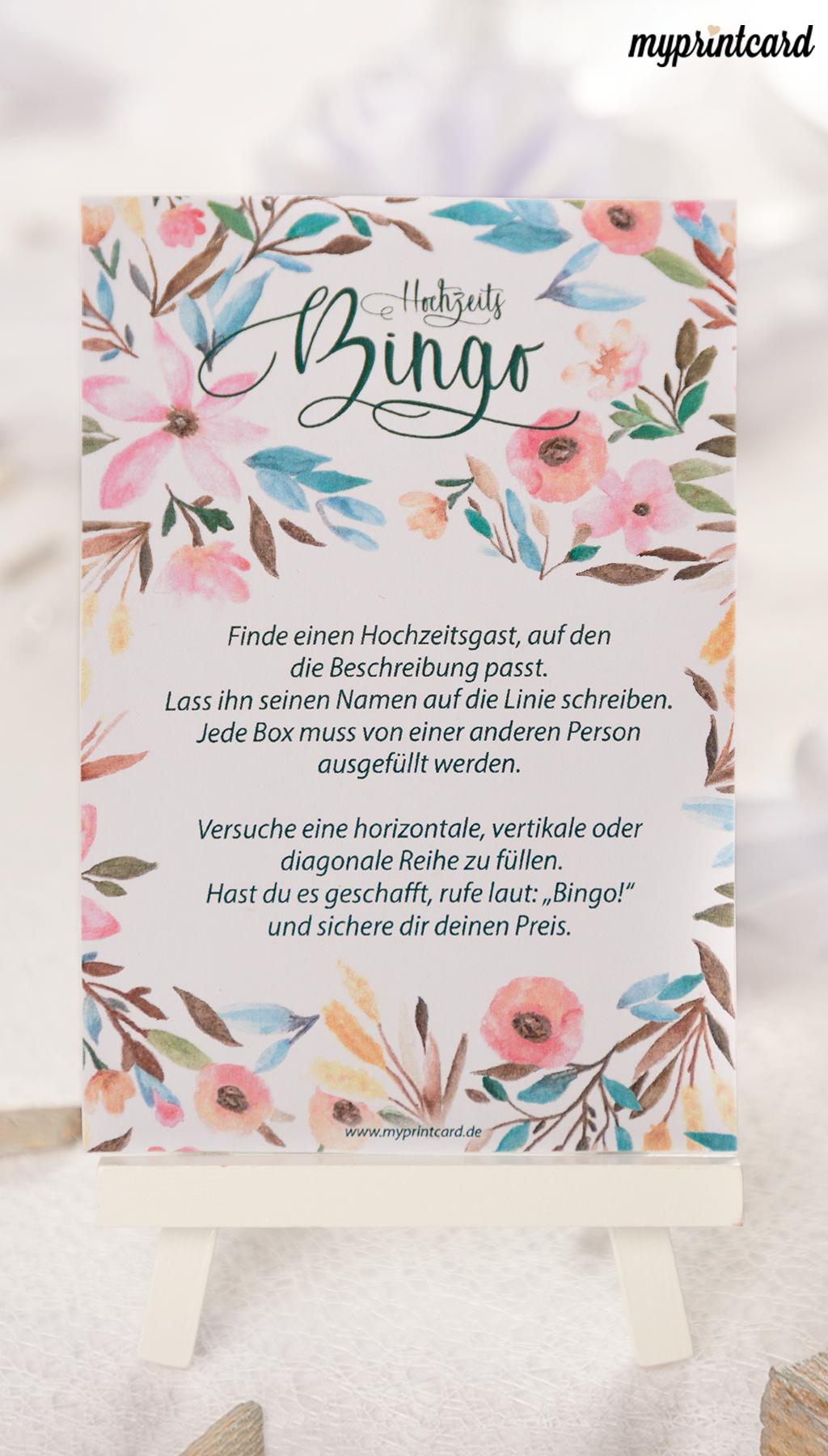 Hochzeitsbingo Mit Vorlage Zum Downloaden Hochzeit Spiele Hochzeit Hochzeitsspiele