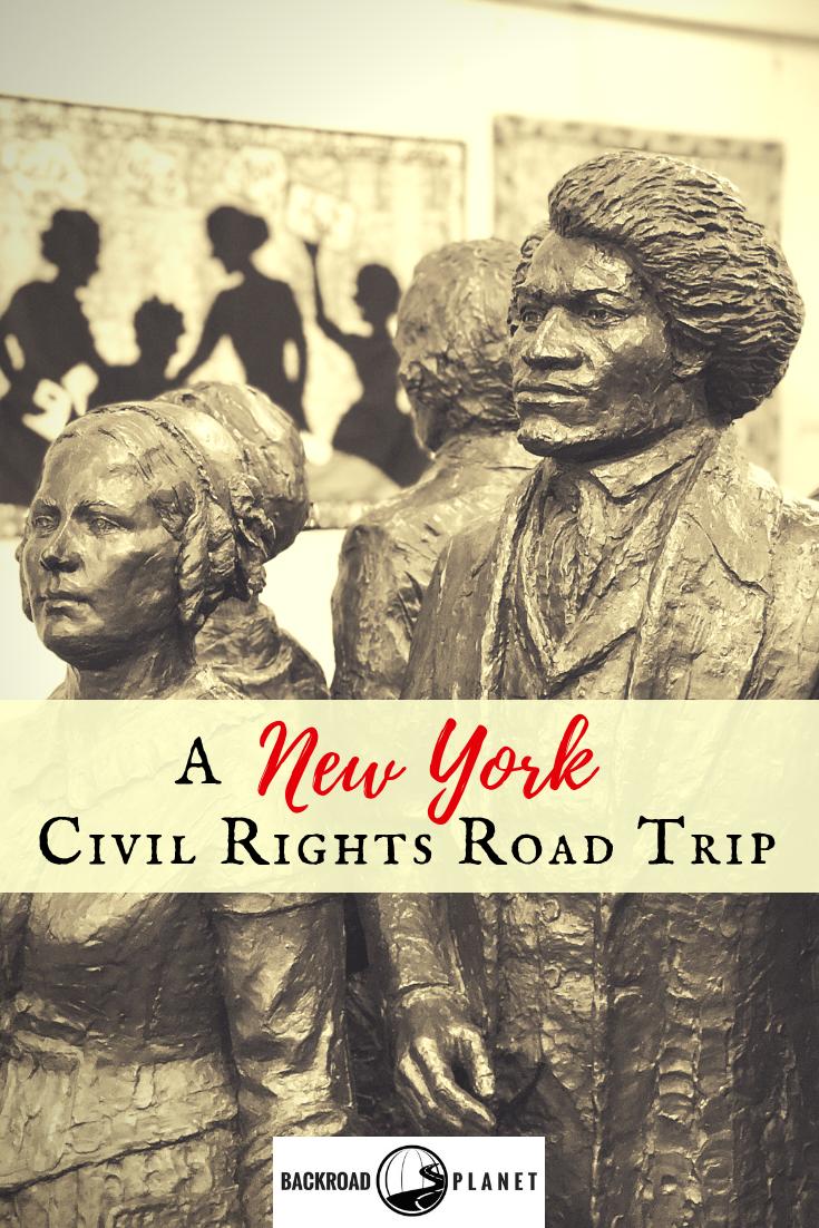A New York Civil Rights Road Trip Road Trip Usa Travel Guide Trip