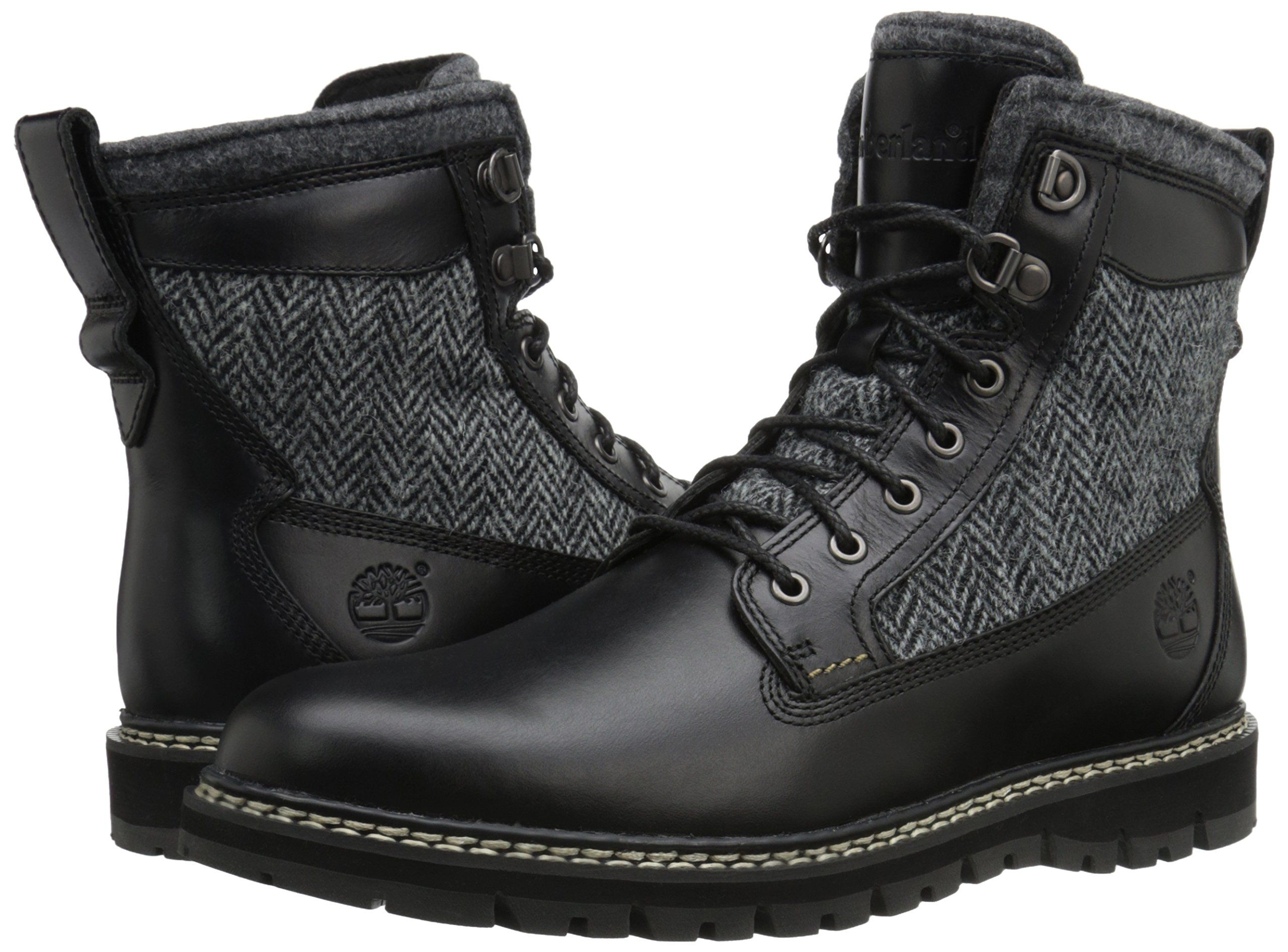 : Timberland Men's Britton Hill 6 Inch Warm Lined
