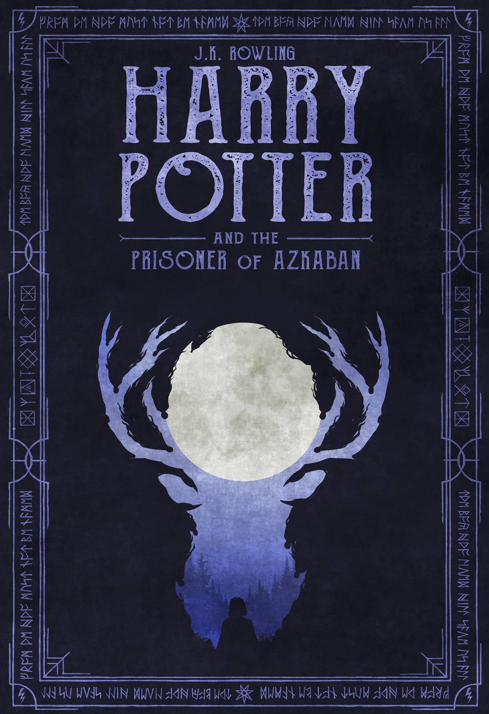 Harry Potter And The Prisoner Of Azkaban Chris Ables Original Harry Potter Book Jackets In 2020 Harry Potter Book Covers Harry Potter Poster Harry Potter Book 3