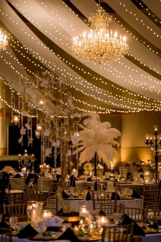 1920 S Gatsby Party Decorating Ideas Great Gatsby Wedding