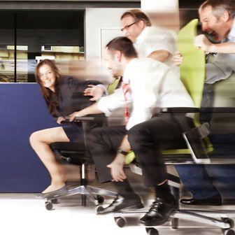 11 Easy Ways to Make Work Fun