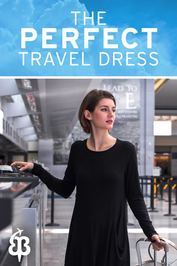 a26950f176fe Built to travel and designed for your final destination. The Sweatshirt  Travel Dress from Betabrand is wrinkle-resistant and machine-washable, ...