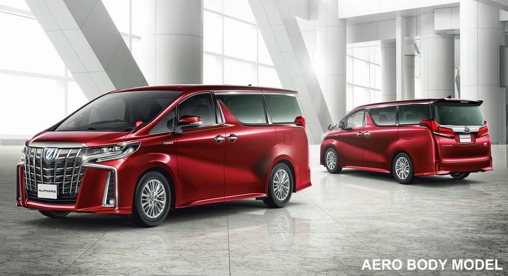all new alphard hybrid harga grand avanza e 2015 toyota aero model pictures
