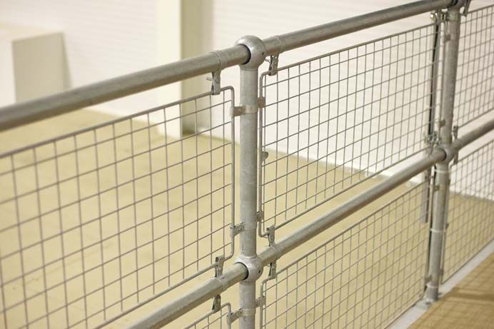 Mesh Infill Panels Our quick, easy and practical railing systems ...