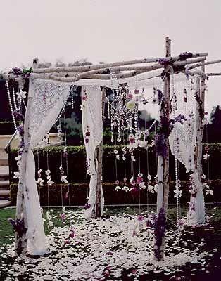 Hippie Wedding Ideas