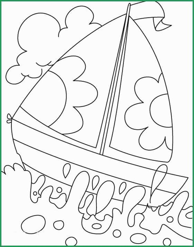 Printable Boat Coloring Pages Coloring Pages For Kids Free