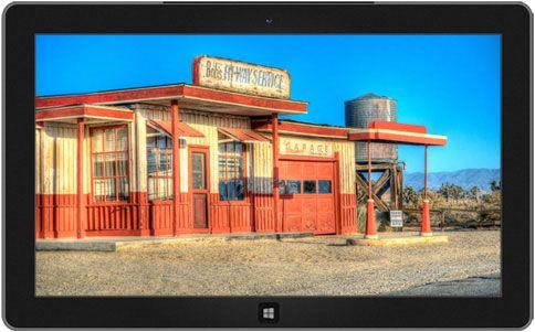 Community Showcase Rural Landscapes 3 Theme Microsoft Windows 360 Pictures Garage Art Rural Landscape