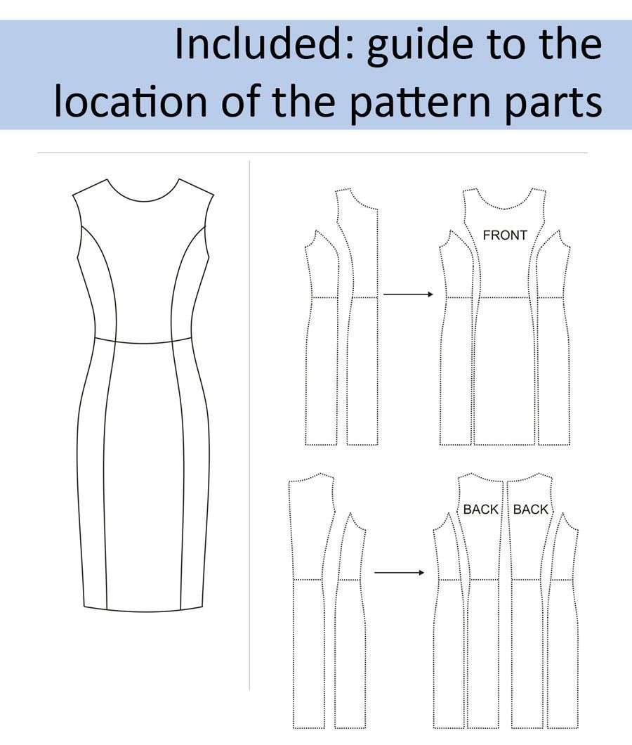 13+ Free Sewing Patterns Pdf Available For Download