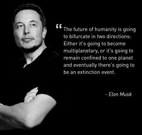 Futur De L Humanite Elon Musk Motivation Tony Robbins