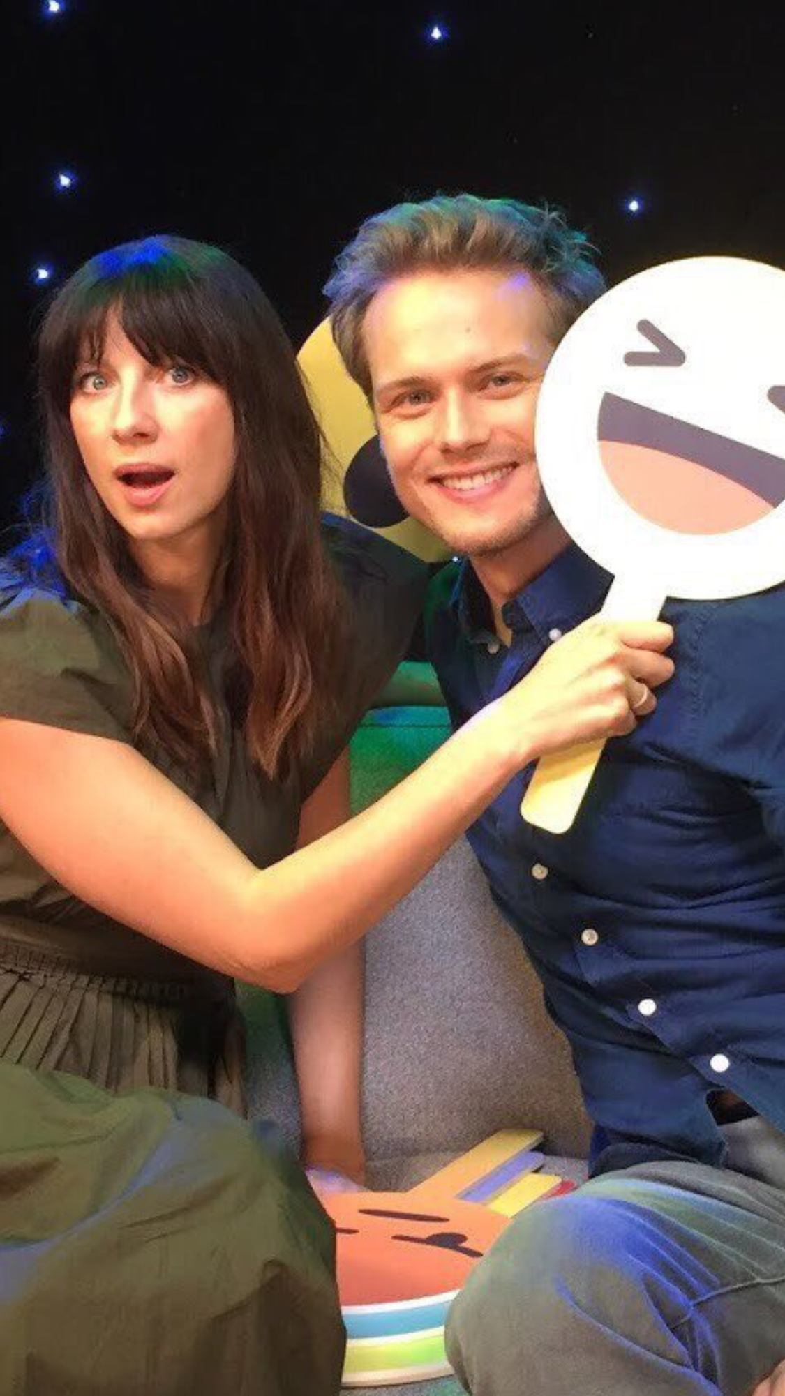Sam & Cait's Facebook Q&A - They are so darned fun to watch
