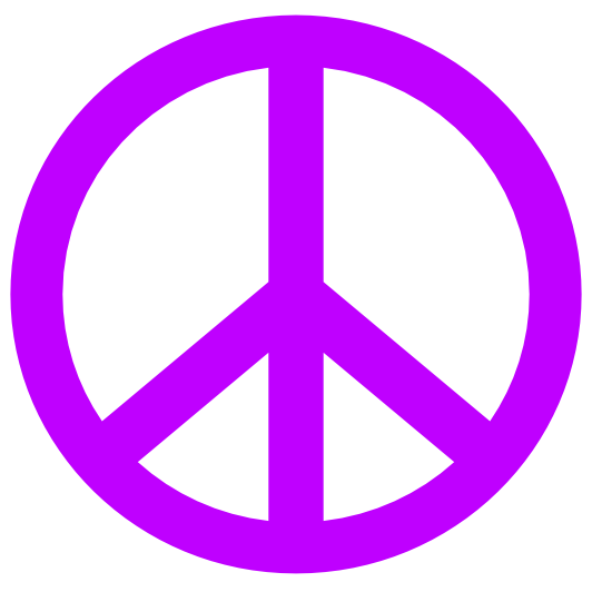 117 best Hearts images on Pinterest | Purple stuff, All ...  |Peace And Love Purple