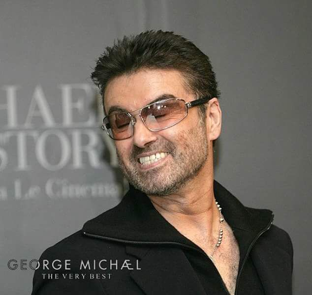 Всё о Джордже Майкле | All About George Michael's photos