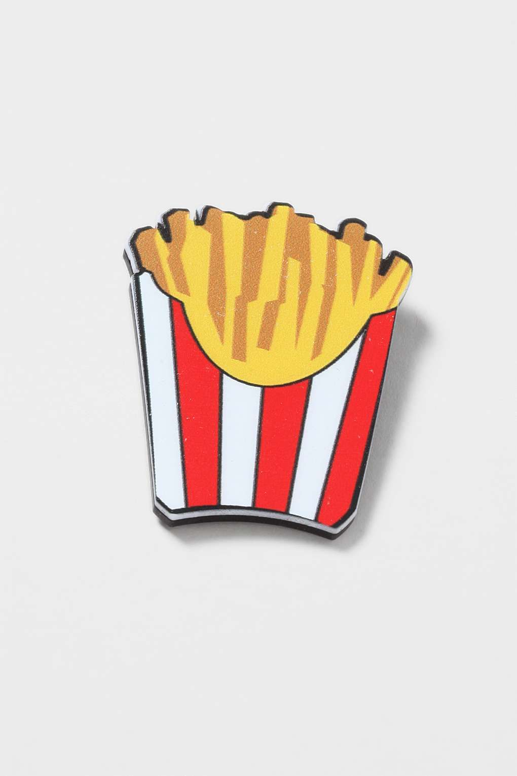 fries brooch topshop jewellery pin and patches jacket pins pinterest