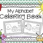 This is the PERFECT book for students just learning, or reviewing their letters and sounds!  You will have 1 large page for each alphabet letter to...