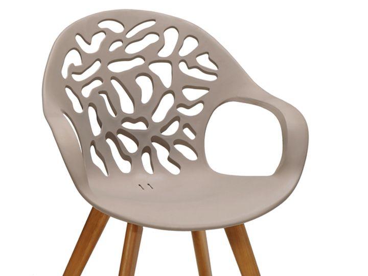 Nice WHITE REEF Stuhl f r Garten oder Esszimmer TaupeHochwertige St hle Qualit t von Livingruhm Stuhl ab Mitte April lieferbar Jetzt bestellen und Preis