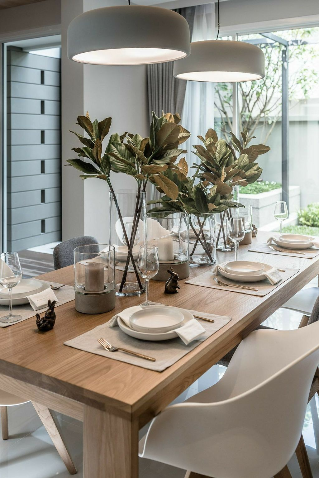 27+ Idee deco salle a manger moderne inspirations