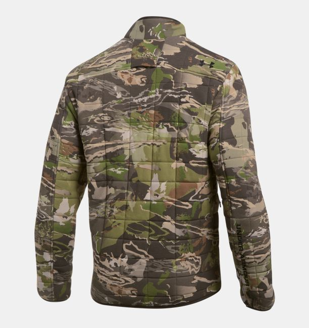 Under Armour Men/'s Camo Stealth Reaper Early Season Hunting Full Zip Hoodie NWT