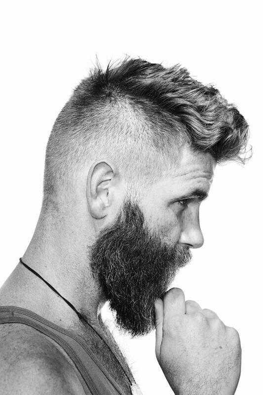 Pin By Polnik On Barba Long Hair Styles Men Beard No Mustache Hair And Beard Styles