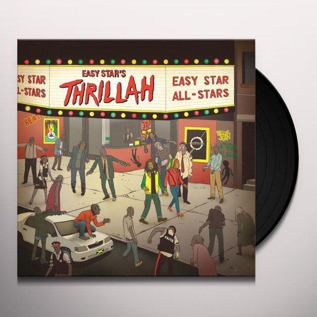 Check Out Easy Star All Stars Easy Star S Thrillah Vinyl Record On Merchbar