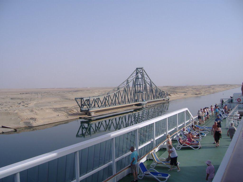 Afbeeldingsresultaat voor El Ferdan-brug