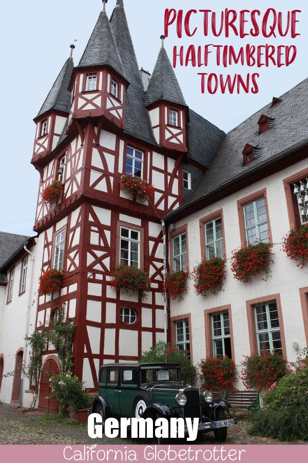 The Most Picturesque Half-Timbered Towns in Germany