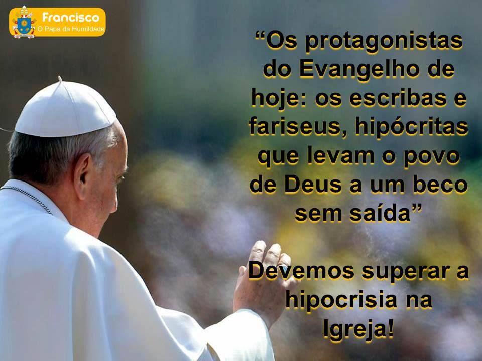Amado Compartilhando a Graça: 10 frases do Papa Francisco postadas em  CK04