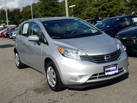 Used 2017 Nissan Versa Note S For At Carmax Midlothian In Va 10 599 View Now On Cars