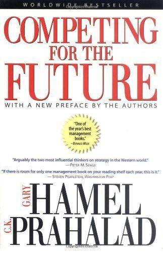 Robot Check In 2020 Management Books Gary Hamel Business Books