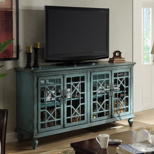 Bungalow Rose Sideboard | Wayfair | Funky Cool Media Console | Also  Available In Other Colors