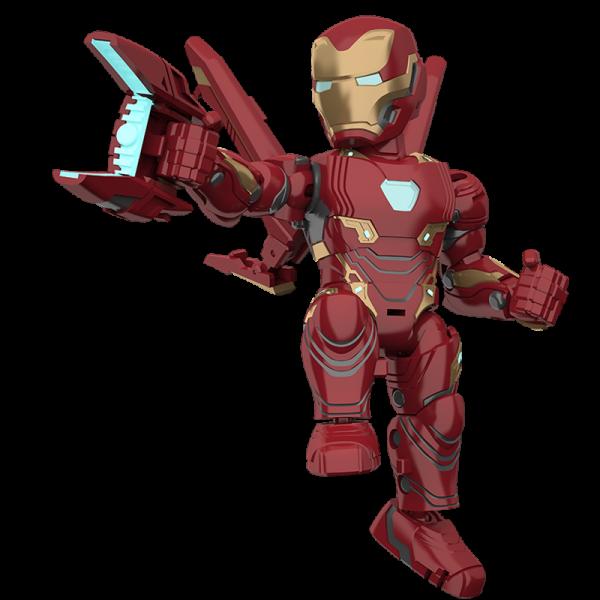Transformer Action Figure Iron Man Mk50 Avengers 4 Iron Man Transformers Action Figures Spiderman Comic