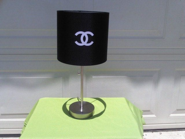 Lovely Chanel Inspired Lamp. $45.00, Via Etsy. | Products I Love | Pinterest |  Etsy, Chanel Decor And Chanel Room