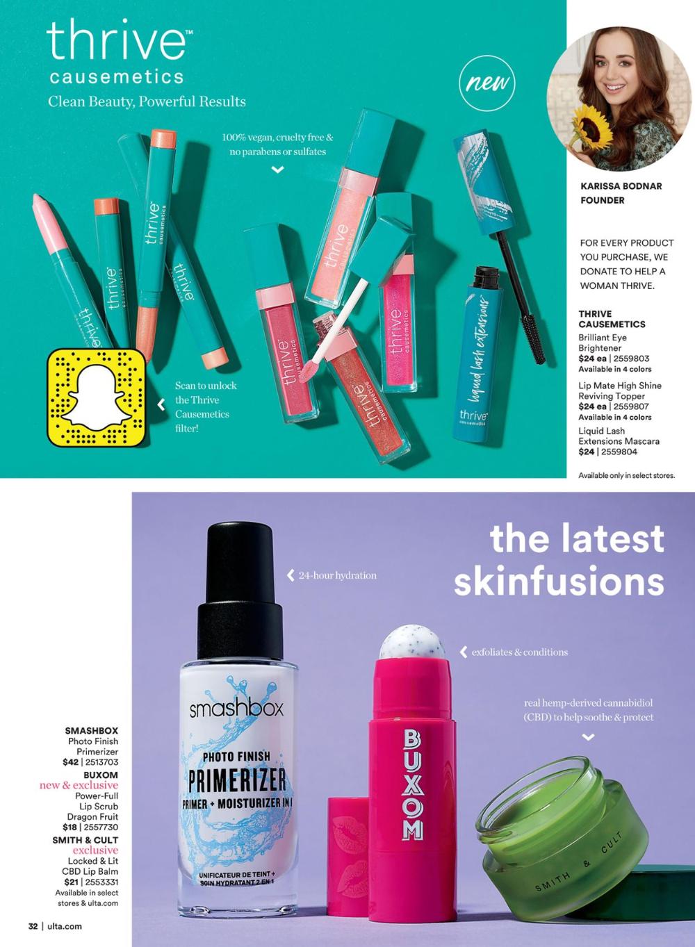 Ulta Beauty Current weekly ad 01/05 01/25/2020 [32