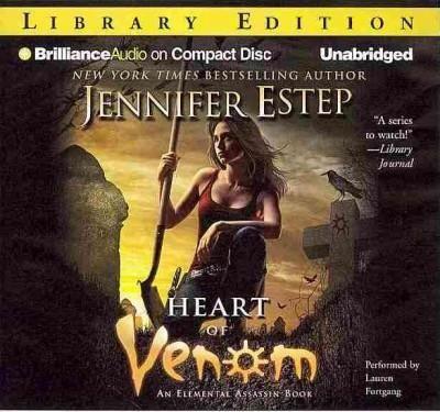 Heart of Venom: Library Edition