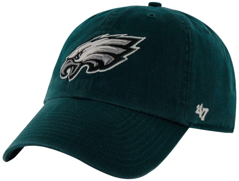 002ab3eec12 Philadelphia Eagles NFL  47 Clean Up Adjustable Hat