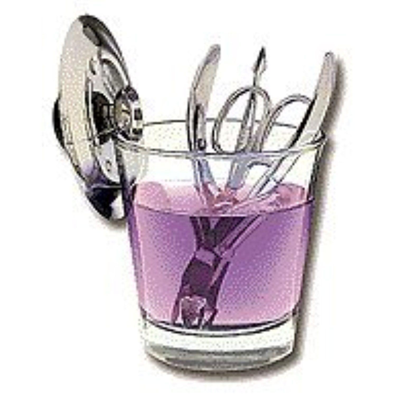MARVY Manicurist Sanitizing Disinfectant Jar