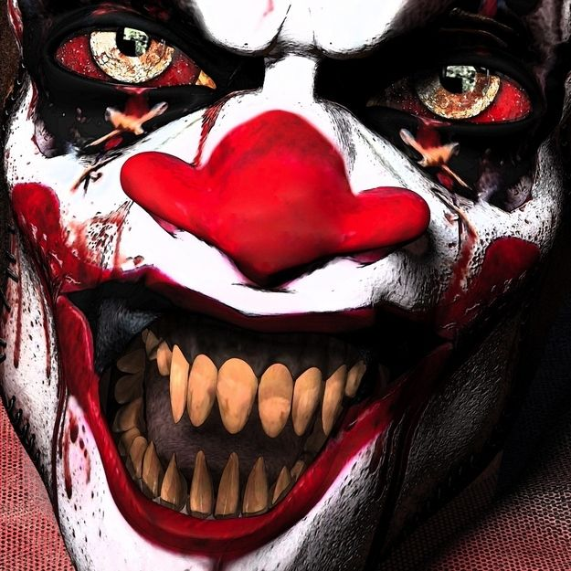 SWEET DREAMS! | 15 Types Of Stock Photo Clowns That Will Haunt Your Dreams