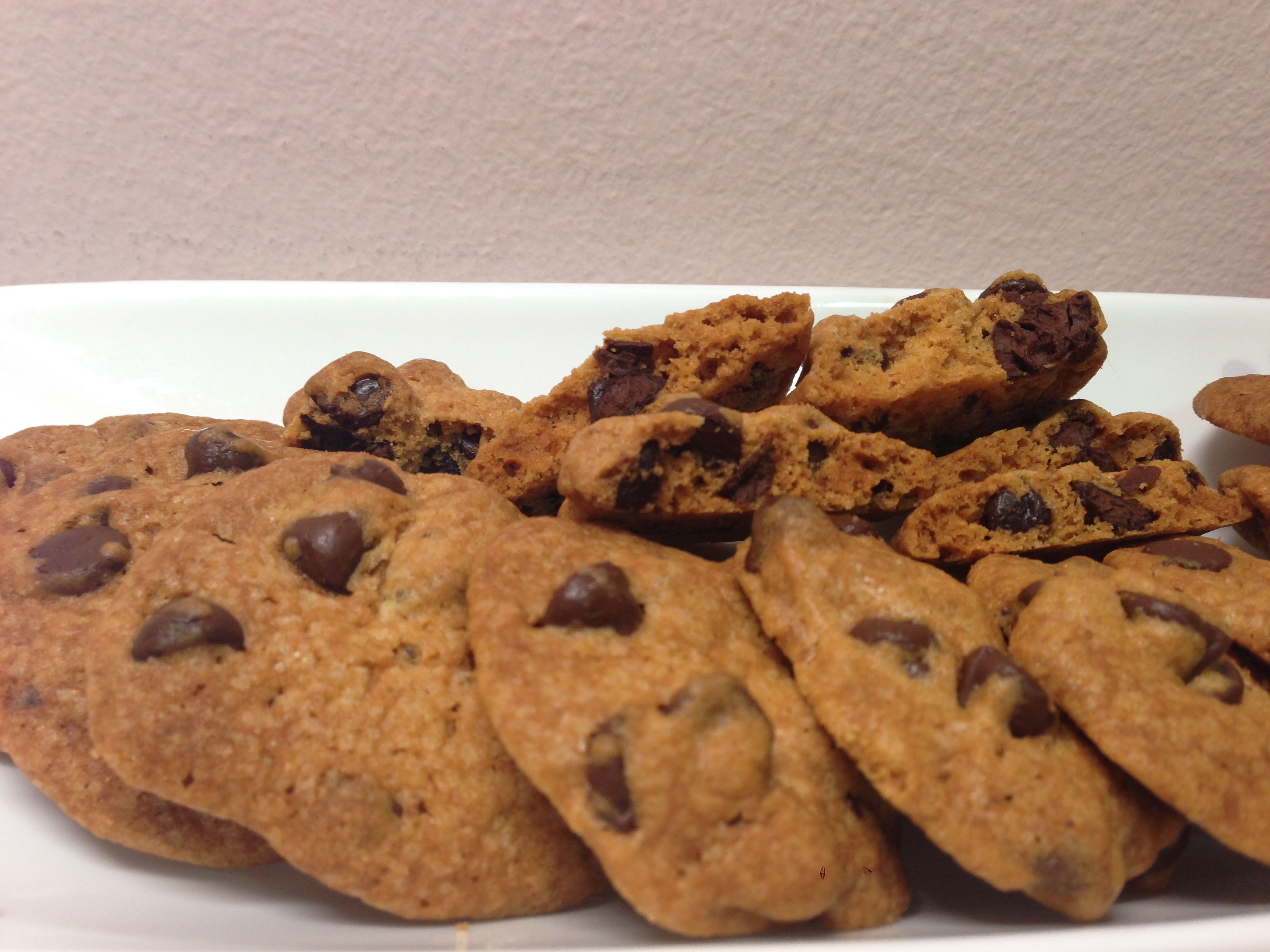 How To Make Famous Amos Cookies