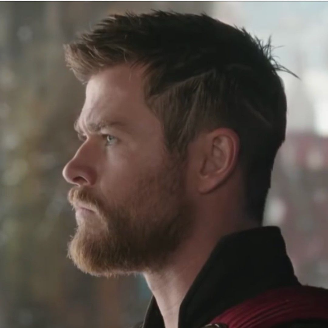 how to get the new chris hemsworth thor ragnarok haircut | luk in