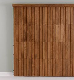 Bali Wood Vertical Blinds Available Through Jc Penney