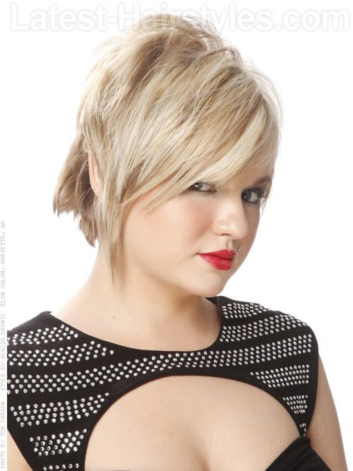47 popular short choppy hairstyles for 2018 estilo