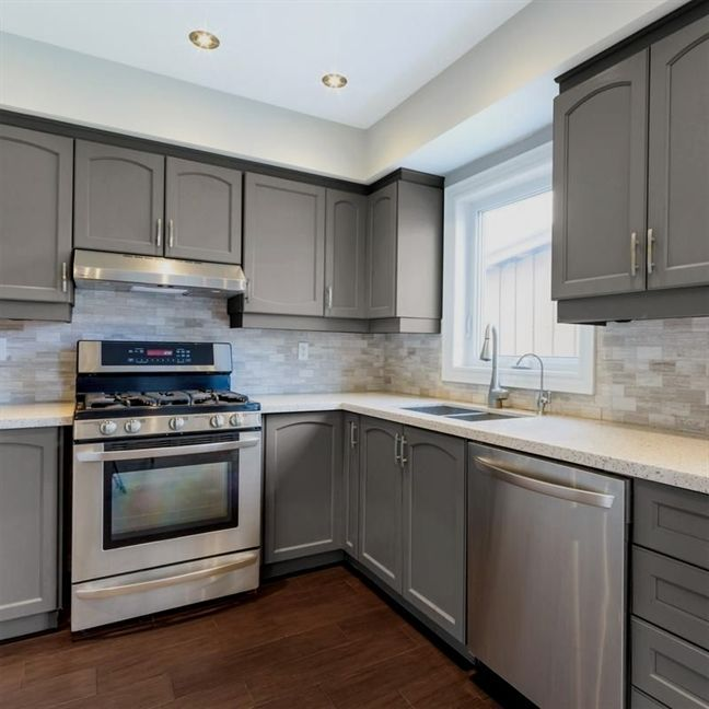 Refinish Old Kitchen Cabinets: Nuvo Hearthstone Cabinet Paint Kit In 2019