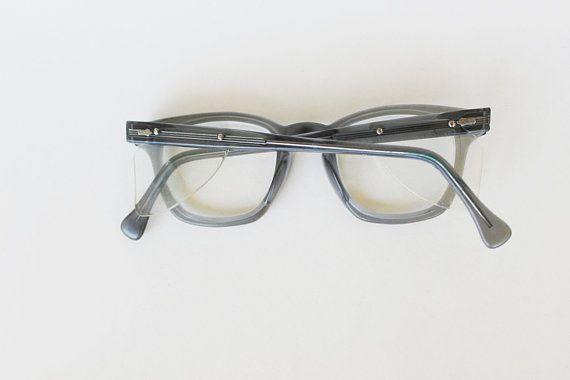 534eed9a807 Vintage Eyeglasses Retro Glasses Plastic Frame Old Eyeglasses Reading Glass  Grandma Glasses Small Re