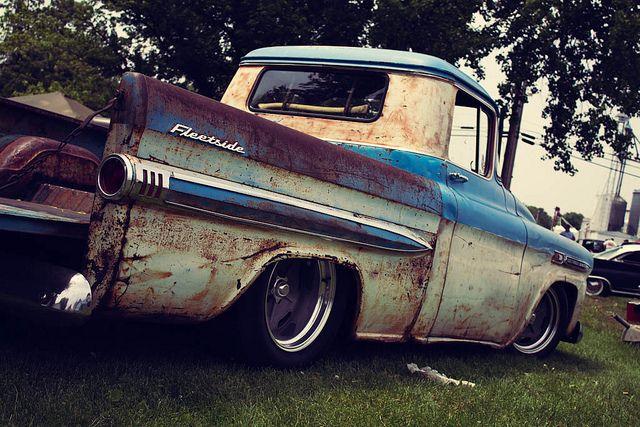 rust revival auto motorr der pinterest. Black Bedroom Furniture Sets. Home Design Ideas