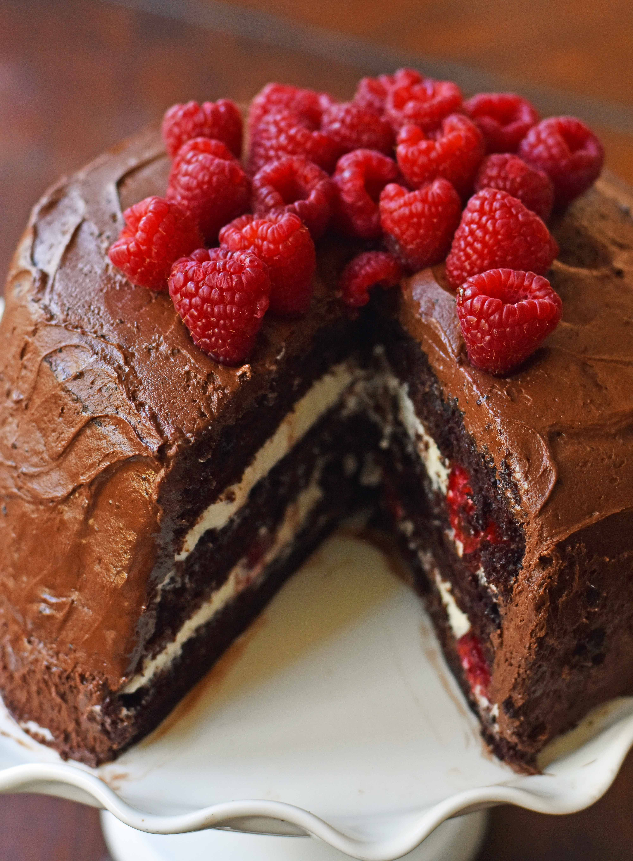 Chocolate Raspberry Cake Modern Honey Chocolate Raspberry Cake Honey Dessert Raspberry Cake