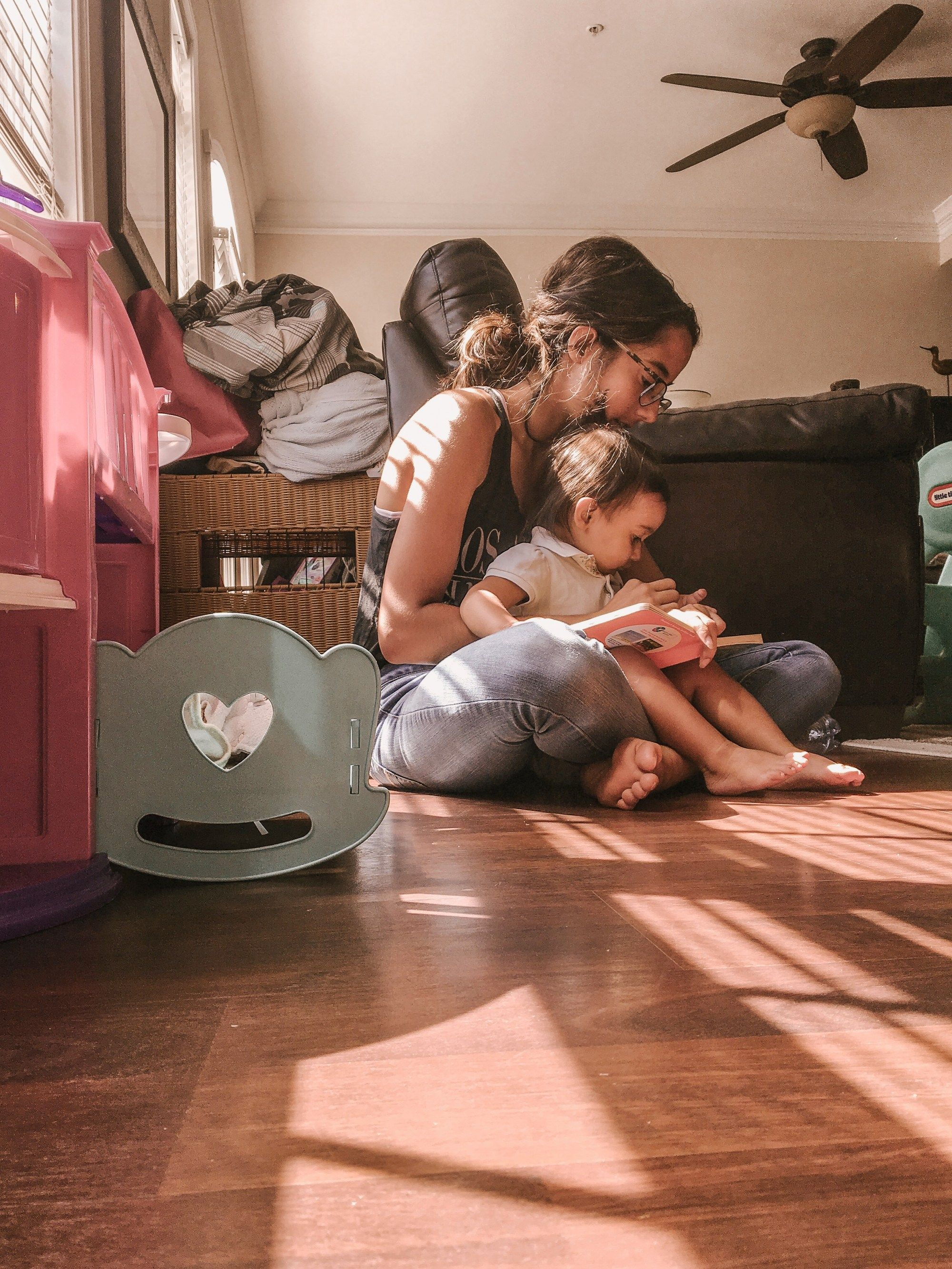 Dear Stay-at-Home Moms, Your Work Doesn't Go Unnoticed #stayathome